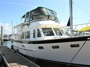 Used Defever Aft Cabin Trawler Stabilized 44 Aft Cabin Boat For Sale