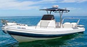 Used Gemini Wave Rider 850 Rigid Sports Inflatable Boat For Sale