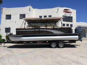 New Bennington 25 RSR 10 Wide Pontoon Boat For Sale