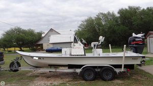 Used Pirate Custom Tunnel V 22 Center Console Fishing Boat For Sale