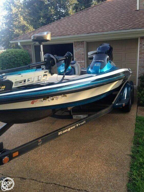 Used Ranger Boats Z20 Comanche Dual Console Bass Boat For Sale