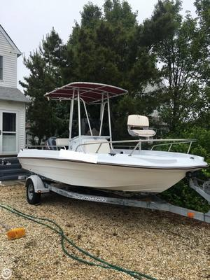 Used Triumph 186 Cool Bay Center Console Fishing Boat For Sale