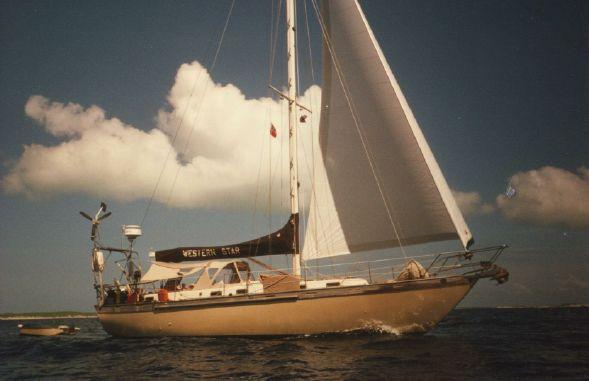 Used Bruce Roberts Mauritius Sloop Sailboat For Sale