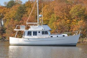 Used Willard 40 Trawler Boat For Sale