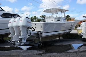 Used Regulator 34 Sports Fishing Boat For Sale