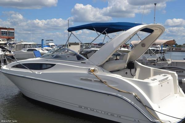 Used Bayliner 285 Ciera Sunbridge Express Cruiser Boat For Sale