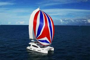 Used Robertson & Caine Leopard 58 Catamaran Sailboat For Sale