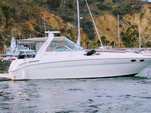 Used Sea Ray 380DA Express Cruiser Boat For Sale