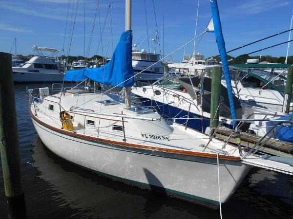 Used Chaparral Sloop Sailboat For Sale