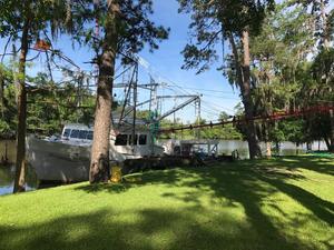 Used Lafitte Skiff Trawler Boat For Sale