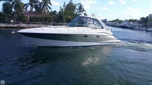 Used Doral Mediterra 40 Express Cruiser Boat For Sale