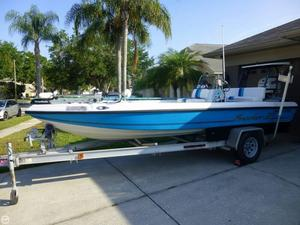 Used Action Craft 1890 Flats Master Flats Fishing Boat For Sale