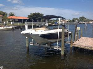 Used Starcraft 210 SCX Deck Boat For Sale