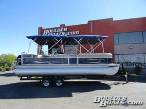 Used Harris Flotebote Sunliner 240 Pontoon Boat For Sale