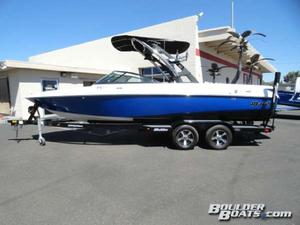 Used Malibu 23 Ride Ski and Wakeboard Boat For Sale