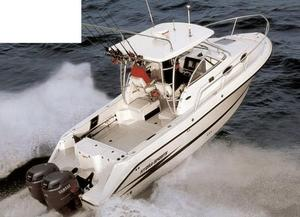 Used Hydra-Sports Vector 2600 WA Cruiser Boat For Sale