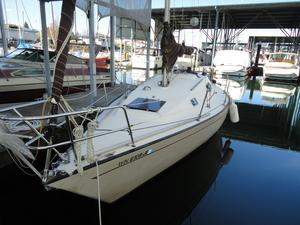 Used San Juan 28 Racer and Cruiser Sailboat For Sale