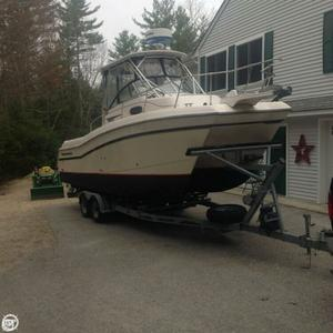 Used Grady-White F-26 Tigercat Power Catamaran Boat For Sale