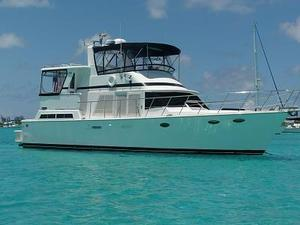 Used Marine Trader 47 Cockpit Motor Yacht Motor Yacht For Sale