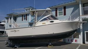 Used Albemarle 268 Express Fisherman Sports Fishing Boat For Sale