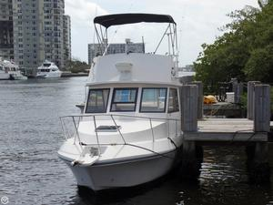 Used Delta 28 SF/ Convertible Sports Fishing Boat For Sale