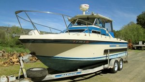 Used Skipjack 25 Walkaround Fishing Boat For Sale