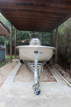 Used Carolina Skiff 18 JVX Skiff Fishing Boat For Sale