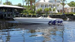 Used Scarab Ninja 34 High Performance Boat For Sale