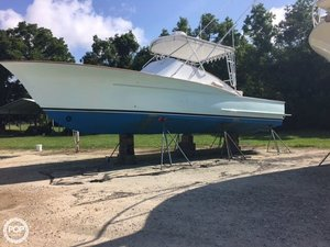 Used Stokes 38 Sports Fishing Boat For Sale
