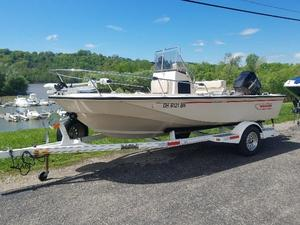Used Boston Whaler 17 Outrage Freshwater Fishing Boat For Sale