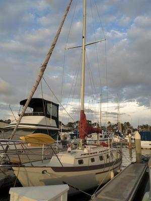 Used Pacific Seacraft 31 Cutter Sailboat For Sale