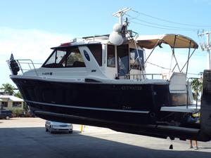 Used Cutwater 26 Tug Boat For Sale