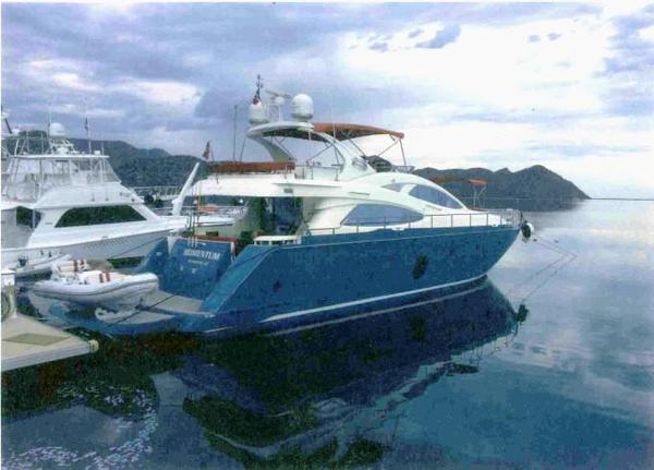 Used Aicon 64 Flybridge Motor Yacht For Sale