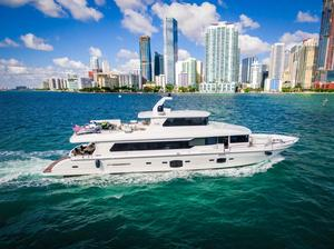 Used Custom Tarrab 105 Motor Yacht For Sale