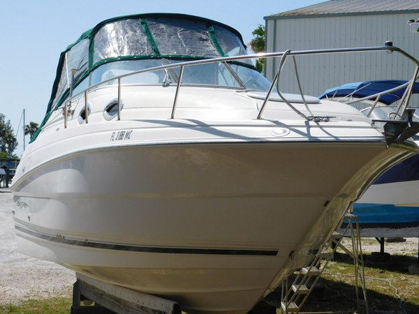 Used Monterey Cruiser Boat For Sale