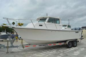 New Parker Boats 2520 XLD Sport Cabin Pilothouse Boat For Sale