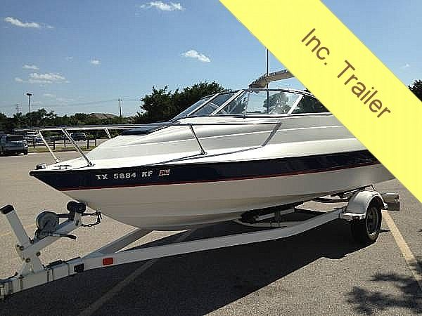 Used Bayliner 192 Classic Cuddy Cruiser Boat For Sale