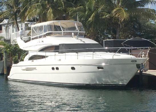 Used Princess Viking Motor Yacht For Sale