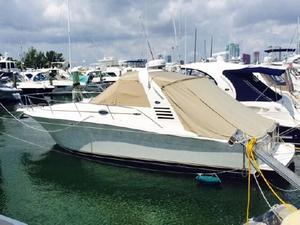 Used Sea Ray 340 Amberjack Cruiser Boat For Sale