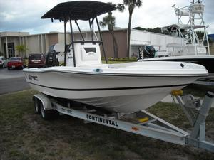 New Epic 22 Sport Console Bay Boat For Sale