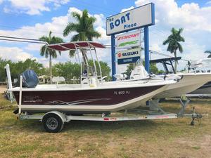 Used Carolina Skiff 198 DLV Saltwater Fishing Boat For Sale