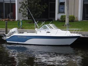 Used Sea Fox 216WA Pro Series Saltwater Fishing Boat For Sale