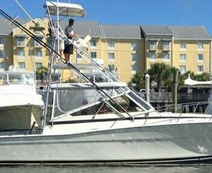 Used Viking Express Sportfish Sports Fishing Boat For Sale