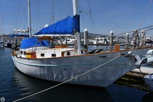 Used Formosa Yankee Clipper 41 Ketch Sailboat For Sale