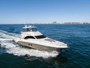 Used Sea Ray 55 Sedan Bridge Cruiser Boat For Sale