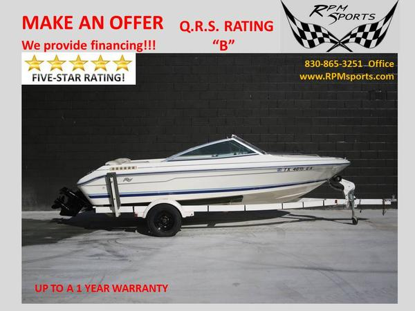 Used Sea Ray 170 Signature Runabout Boat For Sale