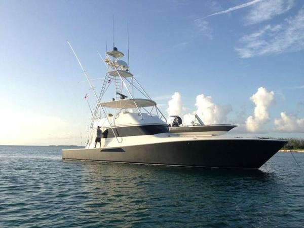 Used Viking 61 Sports Fishing Boat For Sale