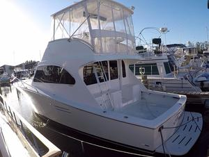 Used Post Marine 42 Convertible Fishing Boat For Sale