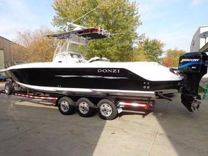Used Donzi 35 ZF Open Freshwater Fishing Boat For Sale