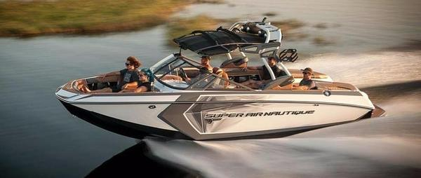 New Nautique Super Air G23 Ski and Wakeboard Boat For Sale